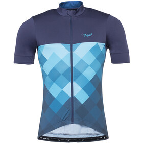 Triple2 Velozip Performance Bike Jersey Shortsleeve Men Jersey Men blue/teal